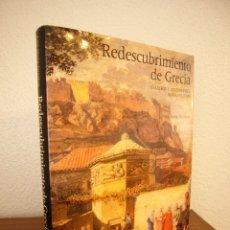 Libros de segunda mano: REDESCUBRIMIENTO DE GRECIA. VIAJEROS Y PINTORES DEL ROMANTICISMO (RESEÑA, 1994) FANI-MARIA TSIGAKOU. Lote 182097570