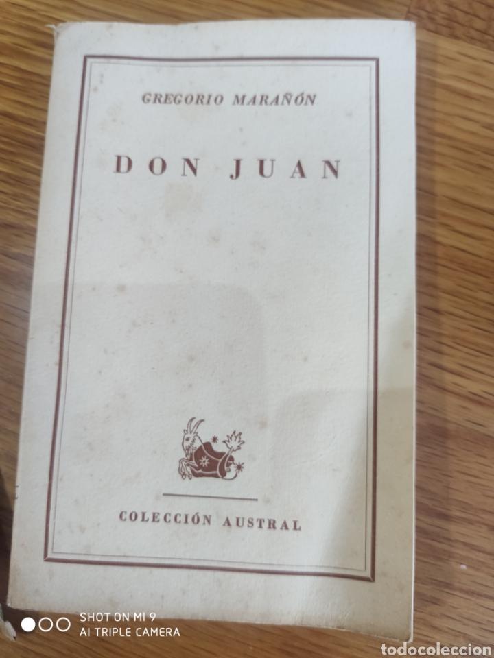 DON JUAN (Libros de Segunda Mano (posteriores a 1936) - Literatura - Ensayo)