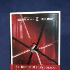 Libros de segunda mano: EL BUCLE MELANCÓLICO - HISTORIAS DE NACIONALISTAS VASCOS - JON JUARISTI. Lote 182769347