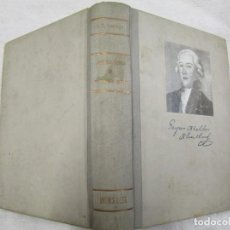 Libros de segunda mano: GIJON ASTURIAS - CASARIEGO, J.E - JOVELLANOS O EL EQUILIBRIO - TALLERES PENITENCIARIOS MADRID 1943 +. Lote 187531250