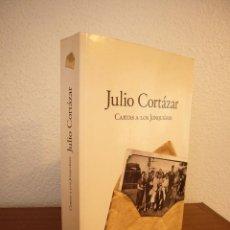Libros de segunda mano: JULIO CORTÁZAR: CARTAS A LOS JONQUIÈRES (ALFAGURA, 2010) MUY BUEN ESTADO. Lote 189475520