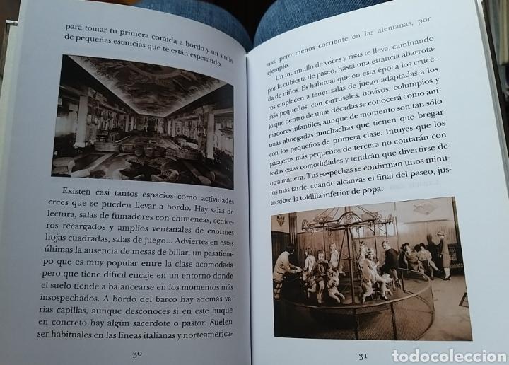 Libros de segunda mano: BIENVENIDOS AL VALKIRIE. VALKIRIA. MANEL LOUREIRO. PLANETA. 2013. CRUCEROS - Foto 4 - 190052325
