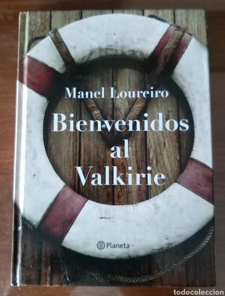 BIENVENIDOS AL VALKIRIE. VALKIRIA. MANEL LOUREIRO. PLANETA. 2013. CRUCEROS (Libros de Segunda Mano (posteriores a 1936) - Literatura - Ensayo)