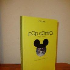 Libros de segunda mano: POP CONTROL. CRÓNICAS POST-INDUSTRIALES - MIGUEL IBÁÑEZ - GLÉNAT, MUY BUEN ESTADO. Lote 190796962