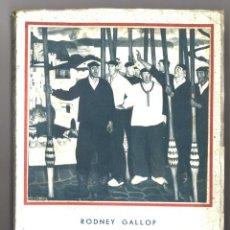 Libros de segunda mano: LOS VASCOS. RODNEY GALLOP. 1948. Lote 191891642