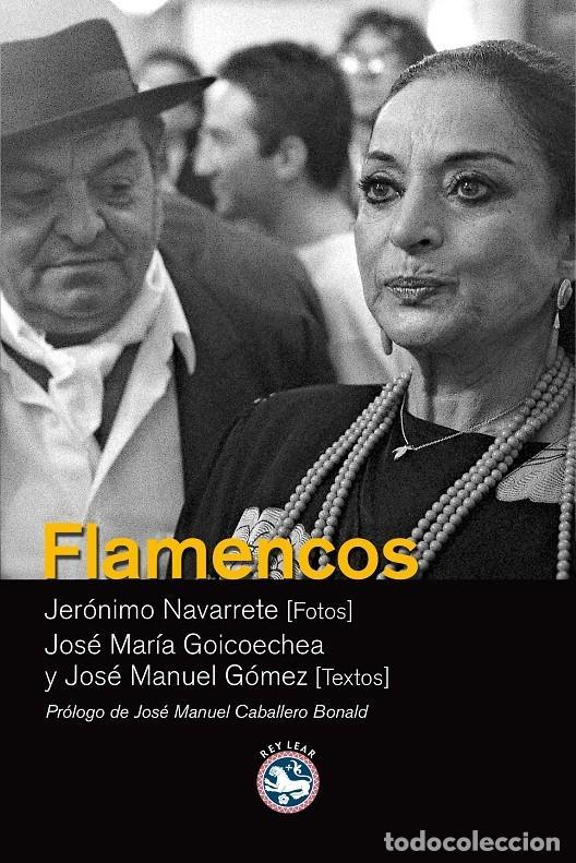 FLAMENCOS (Libros de Segunda Mano (posteriores a 1936) - Literatura - Ensayo)