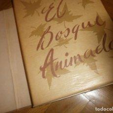 Libros de segunda mano: EL BOSQUE ANIMADO WENCESLAO FERNÁNDEZ FLOREZ EDITORA NACIONAL MADRID 1947 CARPETA PLIEGOS SUELTOS. Lote 194261720