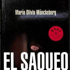 Libros de segunda mano: EL SAQUEO DE LOS GRUPOS ECONÓMICOS AL ESTADO CHILENO. Lote 194586826