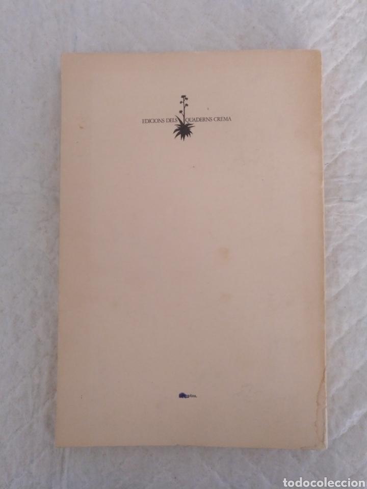 Libros de segunda mano: Mètrica catalana. Salvador Oliva. Edicions dels Quaderns crema, 1980. Libro - Foto 9 - 194886811