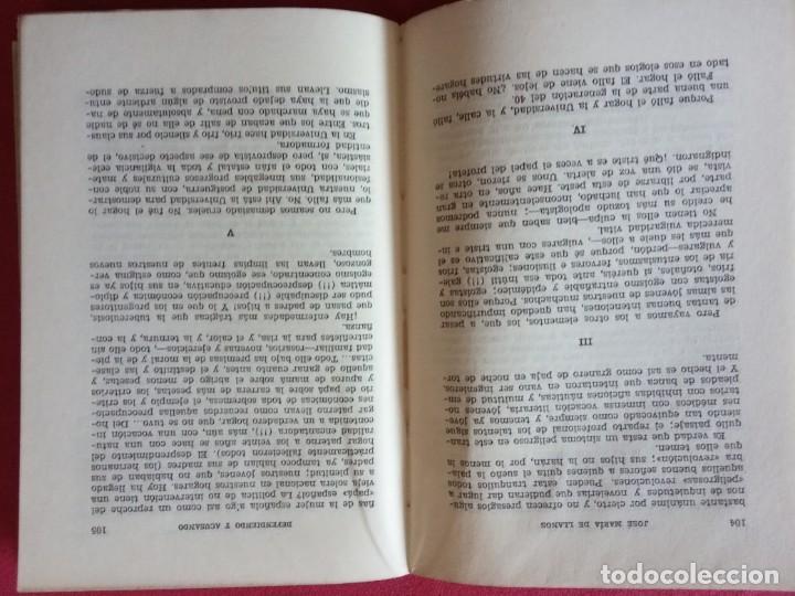 Libros de segunda mano: DEFENDIENDO Y ACUSANDO, JOSE Mª DE LLANOS S. J. TOMO 1º. 1950. - Foto 3 - 194889946