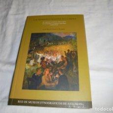 Libros de segunda mano: LAS REPRESENTACIONES DE LA SIDRA.EL CONTEXTO SOCIAL DE LA SIDRA A TRAVES DE LA LITERATURA Y LA PINTU. Lote 194890996