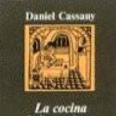 Libros de segunda mano: LA COCINA DE LA ESCRITURA DANIEL CASSANY. Lote 194930123