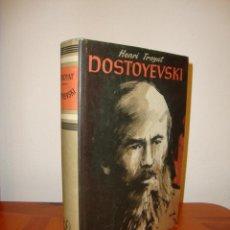 Libros de segunda mano: DOSTOYEVSKI - HENRI TROYAT - DESTINO - MUY BUEN ESTADO, PRIMERA EDICIÓN: 1946. Lote 195145218