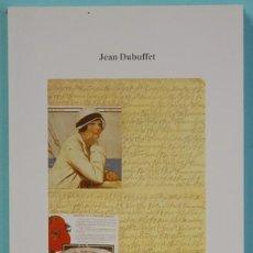Libros de segunda mano: LMV - JEAN DUBUFFET. ASFIXIANTE CULTURA. EDICIONES DEL LUNAR 2011. Lote 195160492