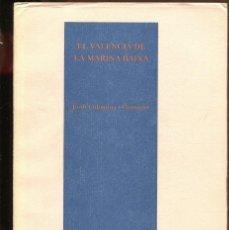 Libros de segunda mano: J. COLOMINA. EL VALENCIÀ DE LA MARINA BAIXA. VALENCIA 1991. LINGUISTICA, NOU. Lote 195160738