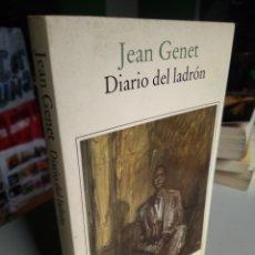 Livres d'occasion: DIARIO DEL LADRON. GENET. Lote 202113647