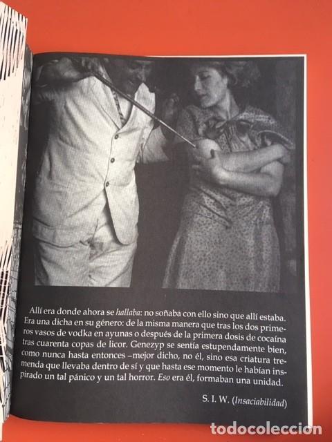 Libros de segunda mano: VACACIONES EN POLONIA - 4 - LITERATURAS ANTROPOFAGAS - ILUSTRADA - EL OJO PORTÁTIL - Foto 3 - 202744200