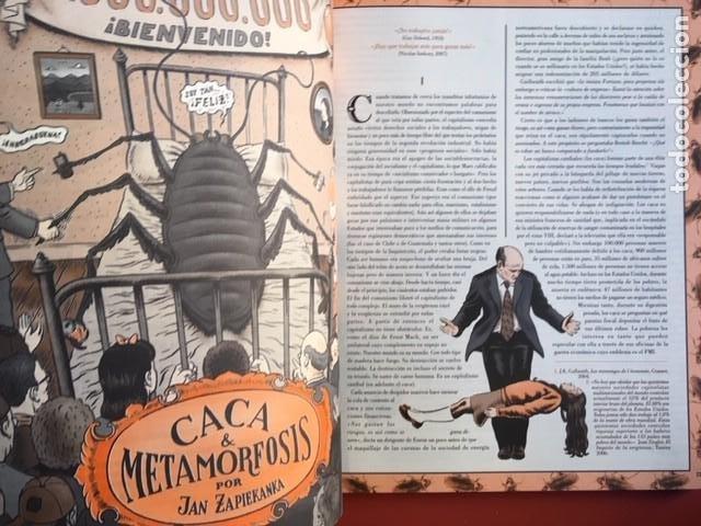 Libros de segunda mano: VACACIONES EN POLONIA - 4 - LITERATURAS ANTROPOFAGAS - ILUSTRADA - EL OJO PORTÁTIL - Foto 6 - 202744200