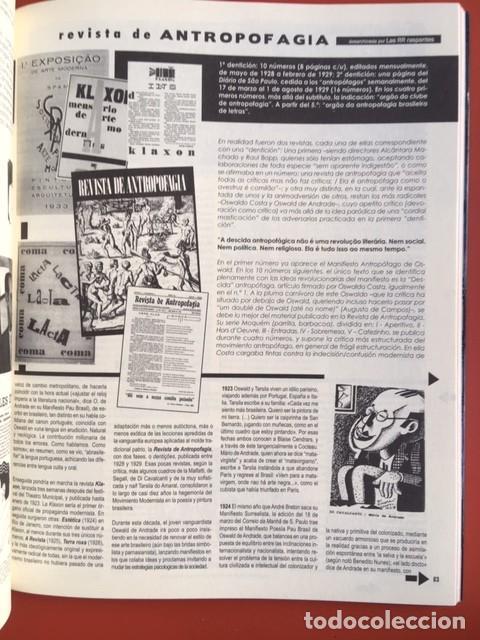 Libros de segunda mano: VACACIONES EN POLONIA - 4 - LITERATURAS ANTROPOFAGAS - ILUSTRADA - EL OJO PORTÁTIL - Foto 8 - 202744200
