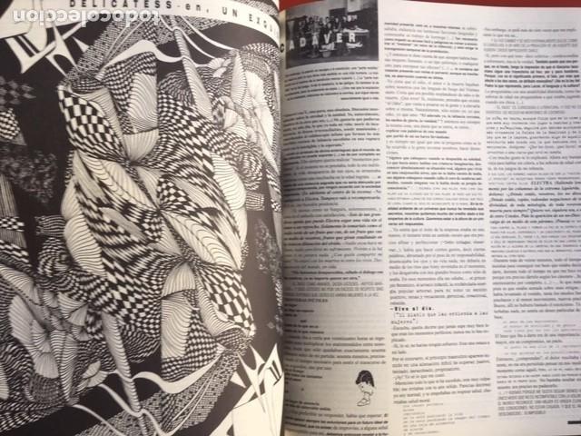 Libros de segunda mano: VACACIONES EN POLONIA - 4 - LITERATURAS ANTROPOFAGAS - ILUSTRADA - EL OJO PORTÁTIL - Foto 9 - 202744200