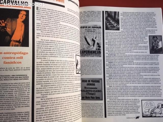 Libros de segunda mano: VACACIONES EN POLONIA - 4 - LITERATURAS ANTROPOFAGAS - ILUSTRADA - EL OJO PORTÁTIL - Foto 10 - 202744200