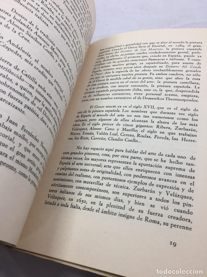 Libros de segunda mano: Pintura antigua y moderna. Bernardino de Pantorba. Conferencia Caja de Ahorros de Asturias, 1956 - Foto 6 - 202937716