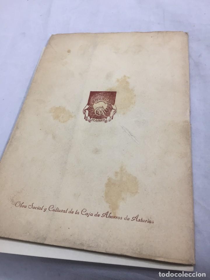 Libros de segunda mano: Pintura antigua y moderna. Bernardino de Pantorba. Conferencia Caja de Ahorros de Asturias, 1956 - Foto 8 - 202937716