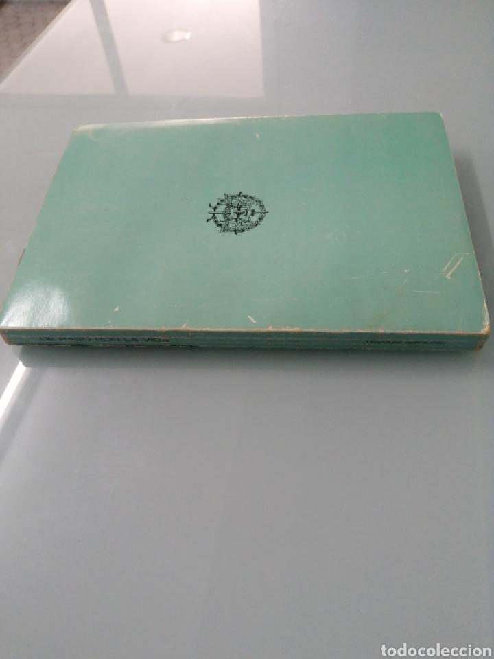 Libros de segunda mano: DE PASO POR LA VIDA. LEOPOLDO CORTEJOSO. VALLADOLID, 1976. - Foto 8 - 203778621