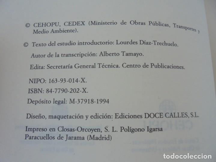Libros de segunda mano: DIARIO PARTICULAR DEL CAMINO QUE SIGUE UN VIRREY DE MEXICO. DIEGO GARCIA PANES. CEHOPU. 1994 - Foto 10 - 205047815
