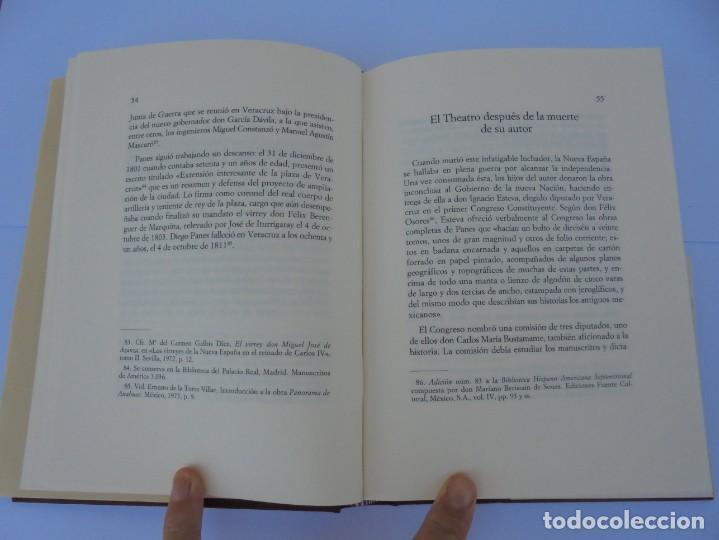Libros de segunda mano: DIARIO PARTICULAR DEL CAMINO QUE SIGUE UN VIRREY DE MEXICO. DIEGO GARCIA PANES. CEHOPU. 1994 - Foto 12 - 205047815