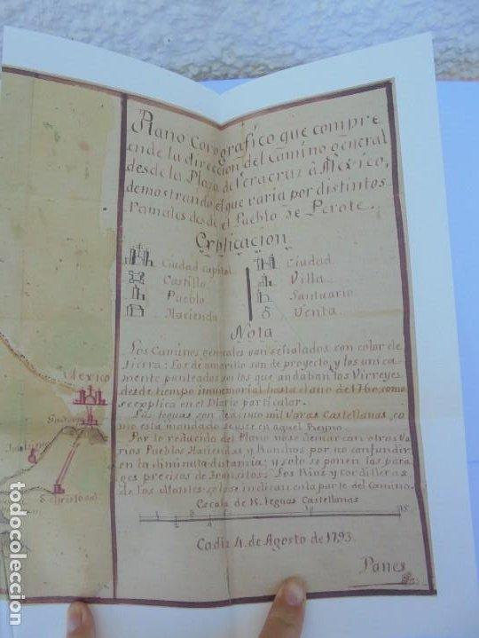Libros de segunda mano: DIARIO PARTICULAR DEL CAMINO QUE SIGUE UN VIRREY DE MEXICO. DIEGO GARCIA PANES. CEHOPU. 1994 - Foto 19 - 205047815