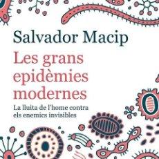 Libros de segunda mano: LES GRANS EPIDÈMIES MODERNES (EDICIÓ ACTUALITZADA) (CATALÁN). Lote 205525872