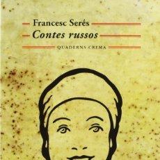 Libros de segunda mano: CONTES RUSSOS (CATALÁN). Lote 205525922