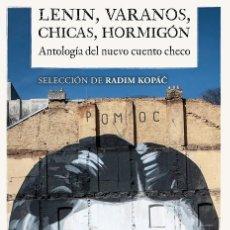 Libros de segunda mano: LENIN VERANOS CHICAS HORMIGIÓN. Lote 205525926