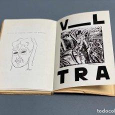 Livres d'occasion: EL ULTRAÍSMO-ESTUDIOS SOBRE MOVIMIENTOS POÉTICOS DE VANGUARDIA EN ESPAÑA-GLORIA VIDELA-MADRID 1971. Lote 206427632