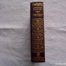 Libros de segunda mano: GIOVANNI PAPINI. OBRAS. TOMO VI. RELIGIÓN/POLÍTICA/ARTE Y LETRAS. 1963. 2ª EDICIÓN. ILUSTRADO.. Lote 207136971