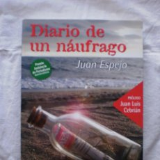 Libros de segunda mano: DIARIO DE UN NAUFRAGO. Lote 207600025