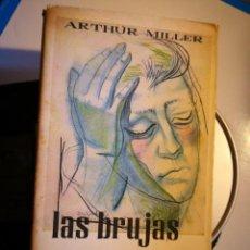 Libros de segunda mano: LAS BRUJAS DE SALEM - ENVÍO CERTIFICADO 3,99. Lote 207889697