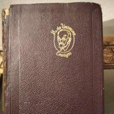 Libros de segunda mano: ENSAYOS. MIGUEL DE UNAMUNO. TOMO I. EDITORIAL AGUILAR. 1.966. Lote 207890896