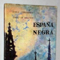 Libros de segunda mano: ESPAÑA NEGRA. Lote 208436072