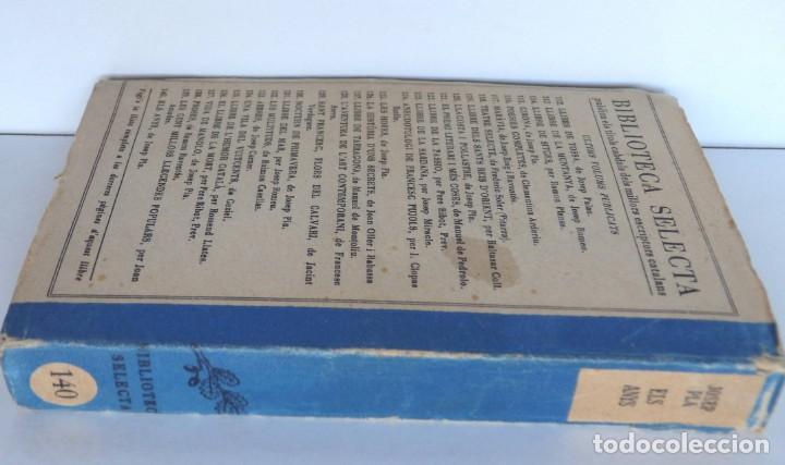 Libros de segunda mano: Els anys - Josep Pla - 1a edició 1953 - Foto 2 - 209682620
