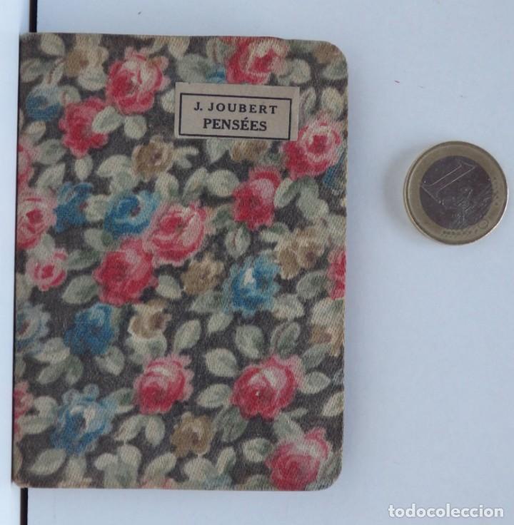 Libros de segunda mano: Pensées - J. Joubert - Foto 2 - 209682856