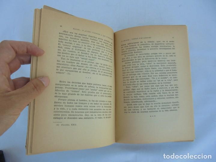 Libros de segunda mano: ELLOS... O ¿COMO CONOCER A LOS HOMBRES?. MARIA ROSA VILAHUR. DEDICADO POR LA AUTORA. 1953 - Foto 14 - 210394010