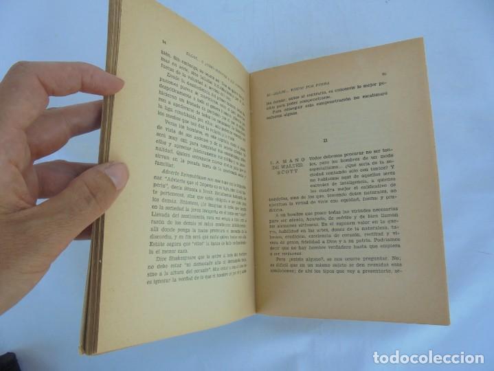 Libros de segunda mano: ELLOS... O ¿COMO CONOCER A LOS HOMBRES?. MARIA ROSA VILAHUR. DEDICADO POR LA AUTORA. 1953 - Foto 15 - 210394010