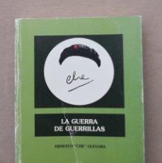 """Libros de segunda mano: GUERRA DE GUERRILLAS ERNESTO """"CHÉ"""" GEVARA. Lote 211724671"""