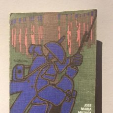 Libros de segunda mano: LA CRISIS DE GUIPUZCOA JOSE MARIA MUNTILOA POZA - AÑO 1978. Lote 215839827