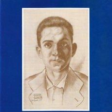 Libros de segunda mano: ESTUDIO SOBRE MIGUEL HERNÁNDEZ - F.J. DÍEZ DE REVENGA Y MARINAO DE PACO - UNIVERSIDAD DE MURCIA, 199. Lote 217085328