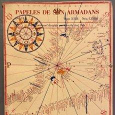 Libros de segunda mano: HOMENAJE A CARLES RIBA. PAPELES DE SON ARMADANS, AÑO VI, T. XXIII, N. LXVIII. Lote 220853798