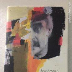 Libros de segunda mano: JOSE ANTONIO LABORDETA, CREACION, COMPROMISO,MEMORIA, + CD JAVIER AGUIRRE SANTOS. Lote 221415286