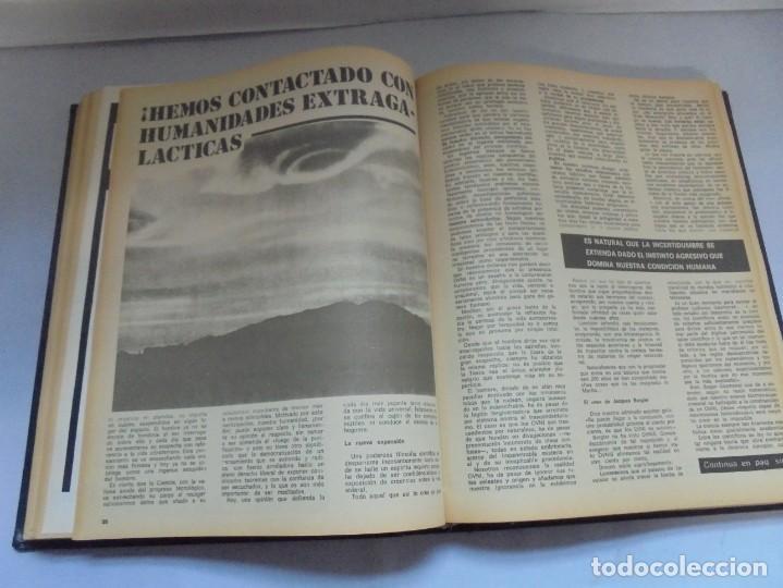 Libros de segunda mano: KARMA 7. NUEVOS HORIZONTES DE LA CIENCIA. Nº 26 AL Nº 37. 1975. DE ENERO A DICIEMBRE. - Foto 18 - 221956030